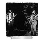Bto In Spokane In 1976 Shower Curtain