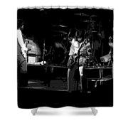 Bto Rock Spokane In 1976 Art Shower Curtain