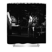 Bto Rock Spokane In 1976 Shower Curtain