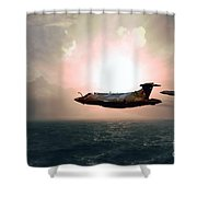 Buccaneers  Shower Curtain