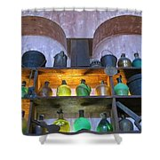 Buckets And Jugs Shower Curtain