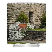 Buckingham Street In Arrowtown Shower Curtain
