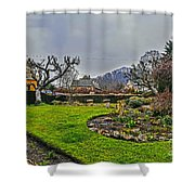 Buckland Garden Shower Curtain
