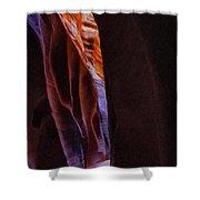 Buckskin Gulch 16 Shower Curtain
