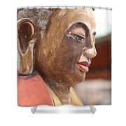 Buddha 13 Shower Curtain