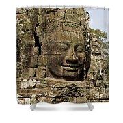Buddha #2 Shower Curtain