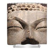 Buddha 6 Shower Curtain