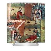 Buddha Prince Siddhartha Shower Curtain