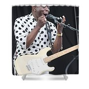 Buddy Guy Shower Curtain