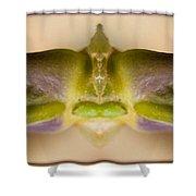 Budwing Shower Curtain