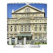 Buenos Aires Opera House - Argentina -  Shower Curtain
