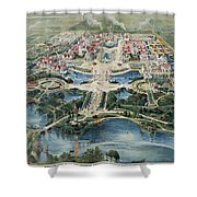 Buffalo 1901 Shower Curtain