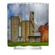 Buffalo Malting  7d08362 Shower Curtain