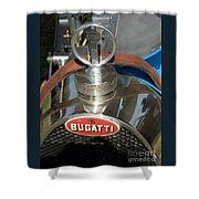 Bugatti Type 35 Shower Curtain
