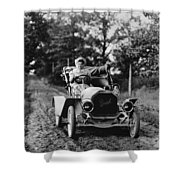 Buick Automobile, C1907 Shower Curtain