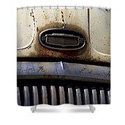Buick Eight   #3829 Shower Curtain