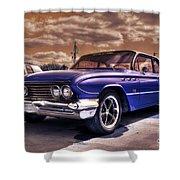 Buick Invicta  Shower Curtain