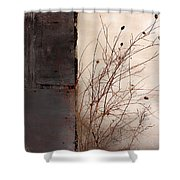 Build The Fall  Shower Curtain