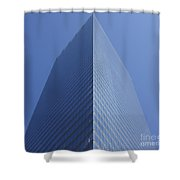 Buildings Of New York Shower Curtain