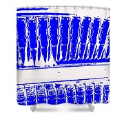 Bullets Shower Curtain