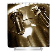 Bults Shower Curtain