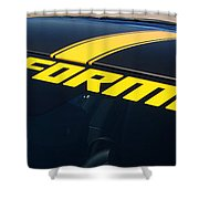 Bumble Bee-7941 Shower Curtain