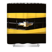 Bumblebeebowtie-7914 Shower Curtain