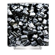 Bumpers Shower Curtain