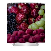 Bundle Ole Fruit Shower Curtain