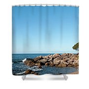Bunker Bay 02 Shower Curtain