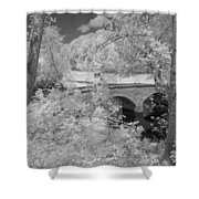 Burnside Bridge 0237 Shower Curtain