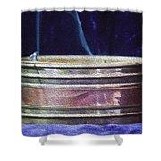 Burnt Offerings Shower Curtain