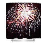 4th Of July Fireworks 9 Shower Curtain