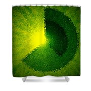 Bursting With Juice Shower Curtain