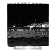Butterfield Stage Co Steakhouse Shower Curtain