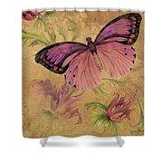 Butterfly Inspirations-d Shower Curtain