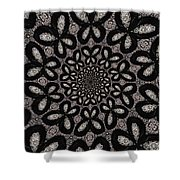 Butterfly Multitude  Shower Curtain