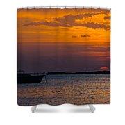 Buttonwood Sound Shower Curtain