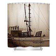 Buy Boat Margaret Shower Curtain