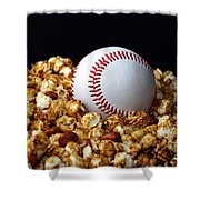 Buy Me Some Cracker Jack 1 Shower Curtain by Andee Design