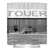 Bw Stovers Farm Market Berrien Springs Michigan Usa Shower Curtain