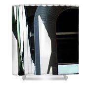 BWL Shower Curtain