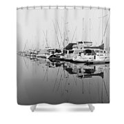 By Chance Shower Curtain