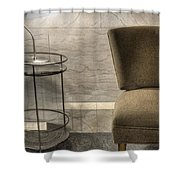 By Lamplight Shower Curtain by Margie Hurwich