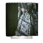 By Moonlight Shower Curtain