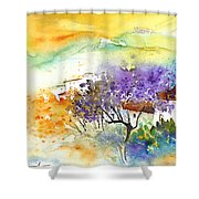 By Teruel Spain 01 Shower Curtain