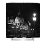 By The Dome - Venice Shower Curtain