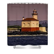 By The Light Shower Curtain