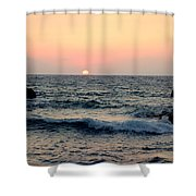 Come Down To The Sea To See The Wonder  Shower Curtain