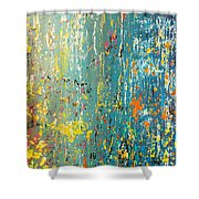 By Your Side Shower Curtain